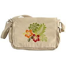 Hibiscus Dreams Messenger Bag