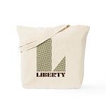 Liberty, Ohio Tote Bag