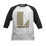 Liberty, Ohio Kids Baseball Jersey