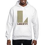 Liberty, Ohio Hooded Sweatshirt