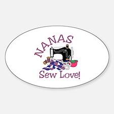 Nanas Decal