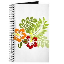 Hibiscus Dreams Journal
