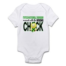 Mitochondrial Disease MessedWithWr Infant Bodysuit