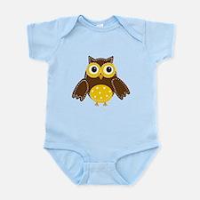 Adorable Owl Body Suit