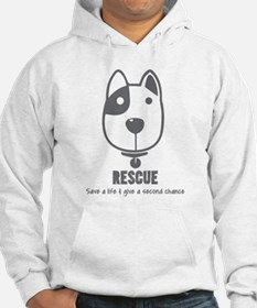 Dog Rescue Hoodie