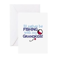 Grandkids Greeting Cards