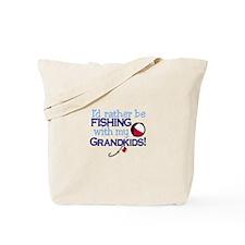 Grandkids Tote Bag