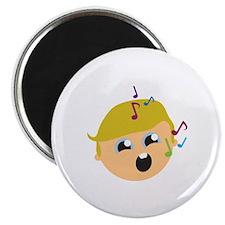 Singing Boy Magnets