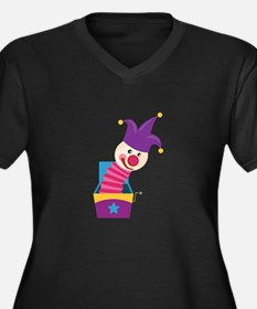 Jack In The Box Plus Size T-Shirt
