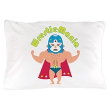 Lucha Libre Pillow Case