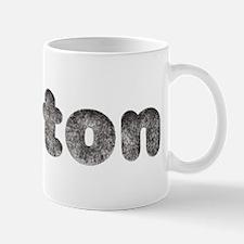 Paxton Wolf Mugs