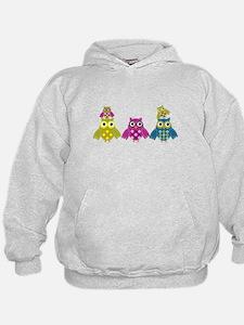 OwlAlways Love you Hoodie