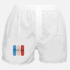 Ouchies Adhesive Bandages Boxer Shorts