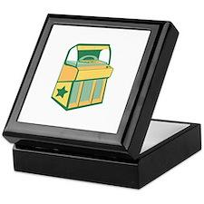 Jukebox Keepsake Box