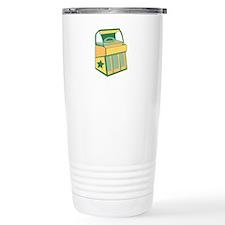 Jukebox Travel Mug