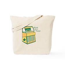 Pick Your Tune Tote Bag