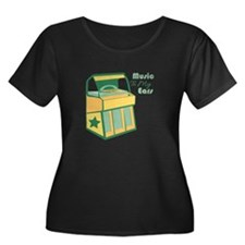 Music To My Ears Plus Size T-Shirt