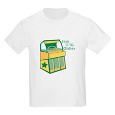 Jam To The Oldies T-Shirt