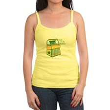 Jam To The Oldies Tank Top