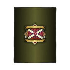 1st & 3rd Florida Infantry Twin Duvet