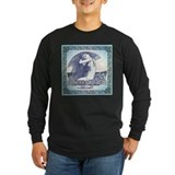 Banjo tattoo Long Sleeve T Shirts