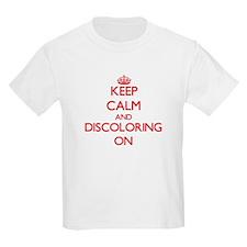 Discoloring T-Shirt