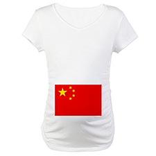Chinese Flag Shirt