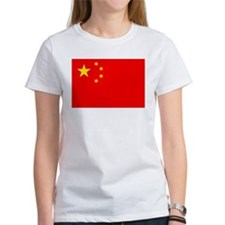 Chinese Flag Tee