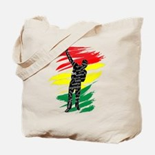 Azonto Movement - Ghana Pride Tote Bag