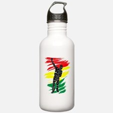Azonto Movement - Ghana Pride Water Bottle