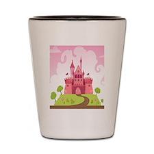 Castle of a Princess Shot Glass