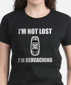 Geocaching Not Lost T-Shirt