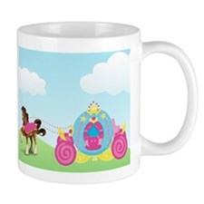 Princess Carriage Mug