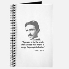 Quote By Nikola Tesla Journal