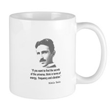 Quote By Nikola Tesla Mugs