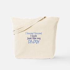 Look Like Daddy Tote Bag