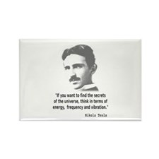 Quote By Nikola Tesla Magnets