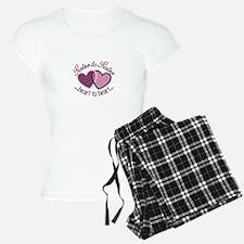 SisterTo Sister Pajamas