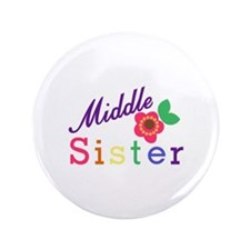 Middle Sister Button