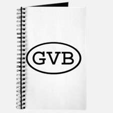 GVB Oval Journal