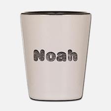 Noah Wolf Shot Glass