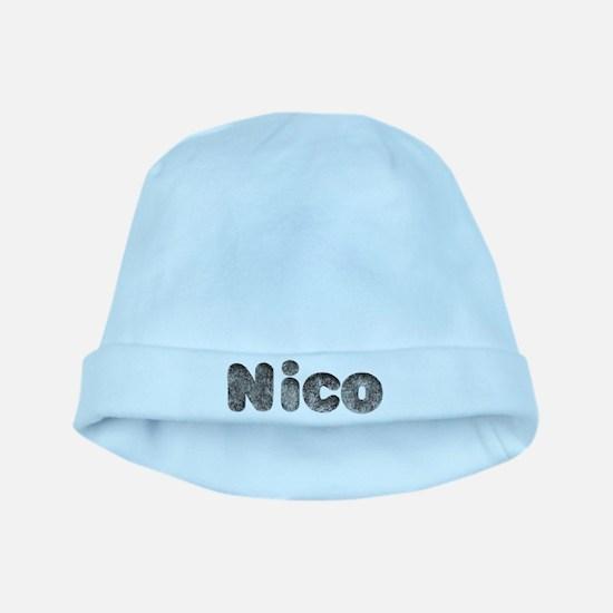 Nico Wolf baby hat