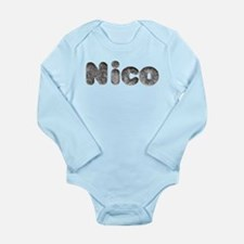 Nico Wolf Body Suit
