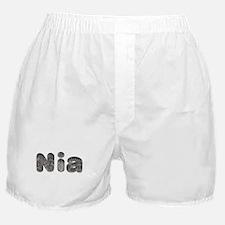 Nia Wolf Boxer Shorts