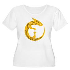 Lizard Pictograph T-Shirt