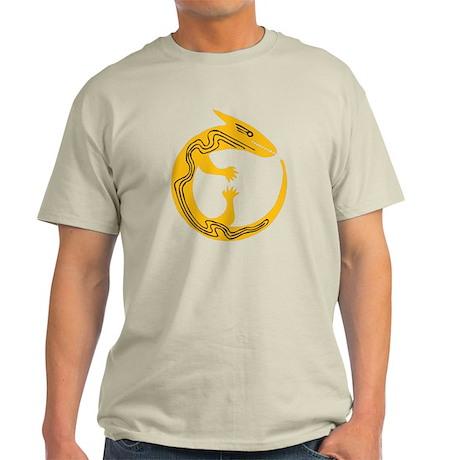 Lizard Pictograph Light T-Shirt