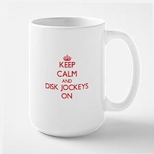 Disk Jockeys Mugs