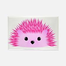 Hedgy the Hedgehog Rectangle Magnet