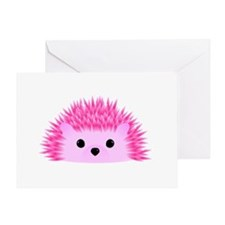 Hedgy the Hedgehog Greeting Card