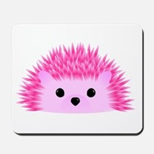 Hedgy the Hedgehog Mousepad